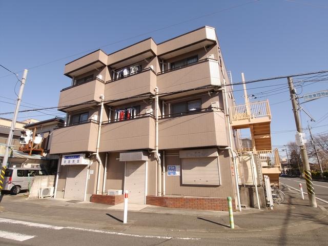 長谷川マンション外観写真