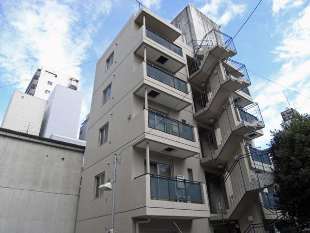 三恵アパートメント外観写真