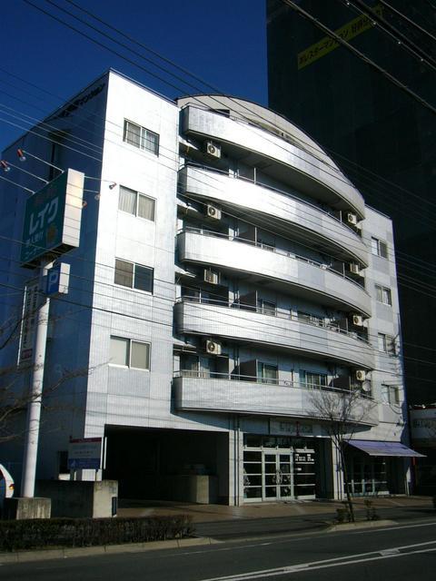 アルファ文京町マンション外観写真