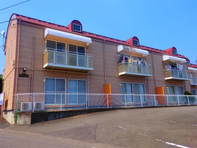 パラッツォA棟外観写真