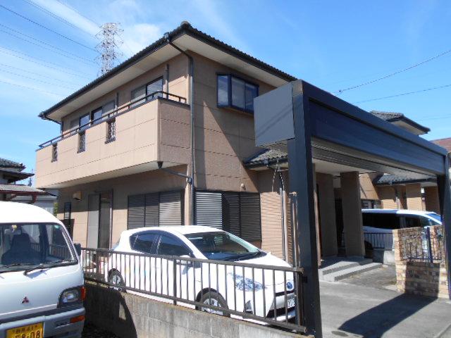倉賀野一般住宅外観写真