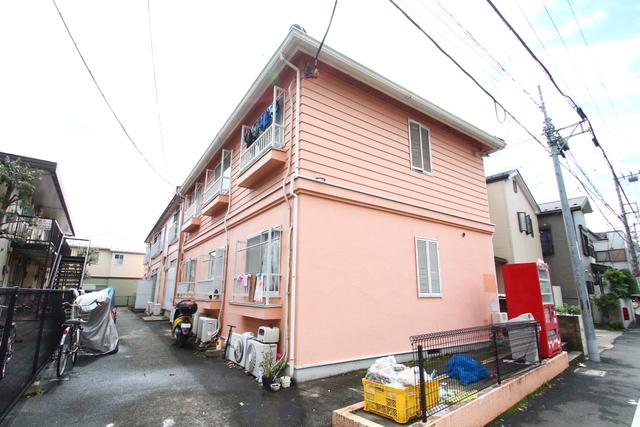 モンシャトー玉川S外観写真