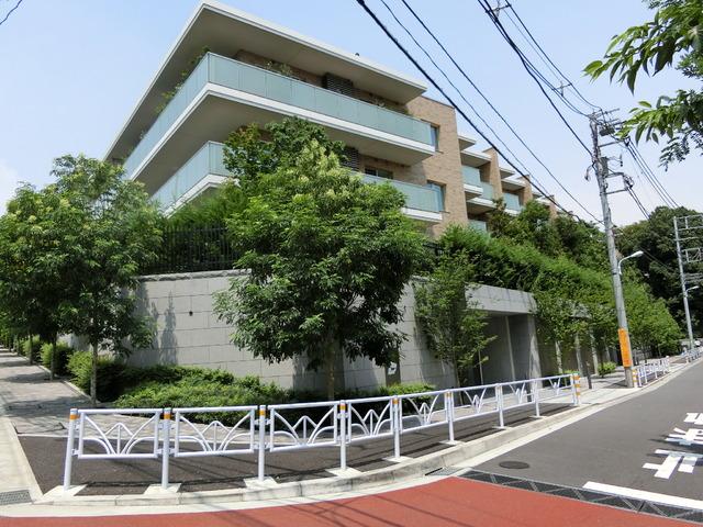 ザ・パークハウス広尾羽澤外観写真