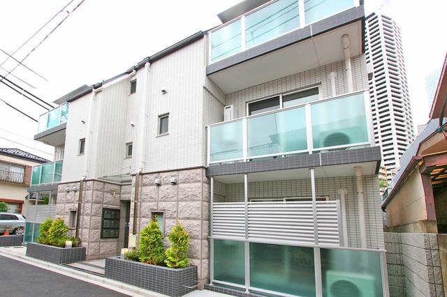 アネックス西新宿外観写真