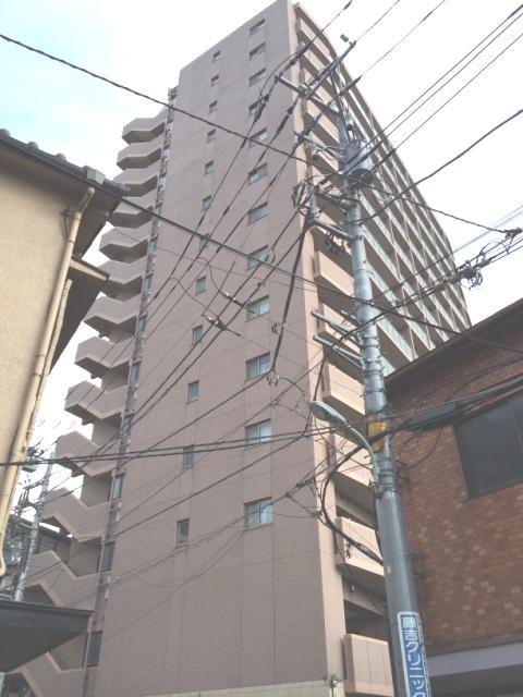パークキューブ板橋本町外観写真