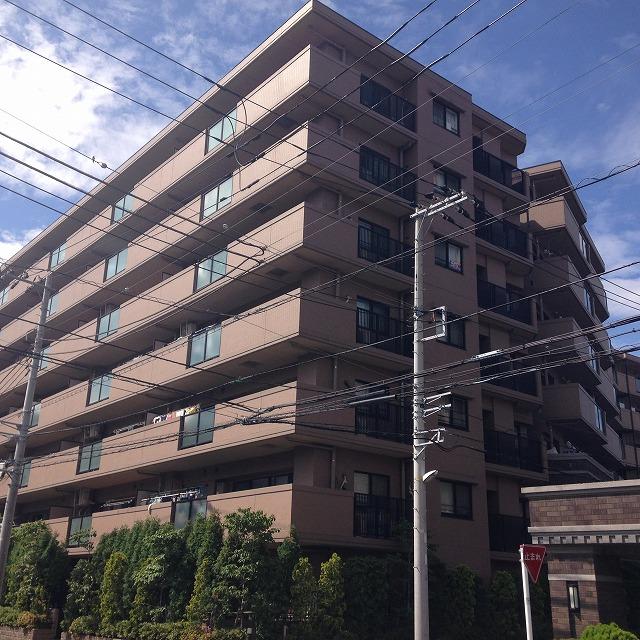 ナイスブライトピア横濱鶴見外観写真