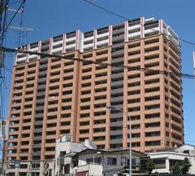 東京メガシティC棟外観写真