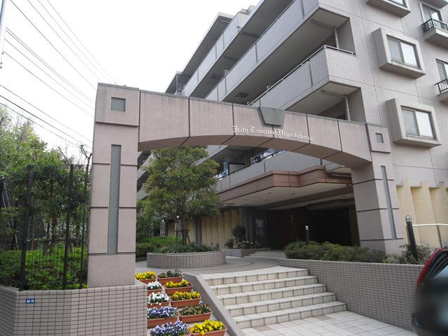 ジェイシティ鶴見東寺尾外観写真