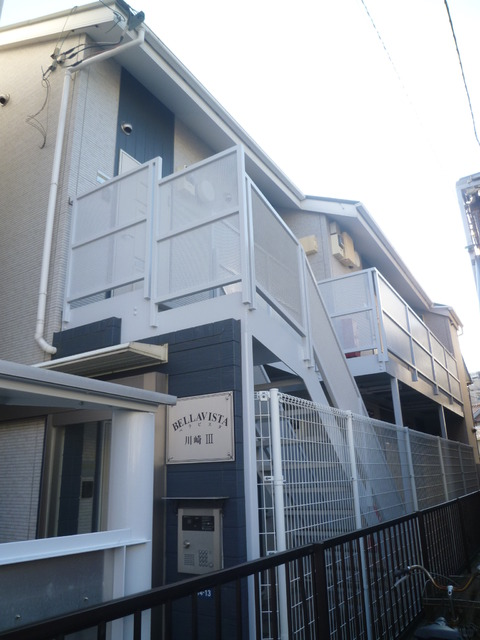BELLAVISTA川崎Ⅲ外観写真