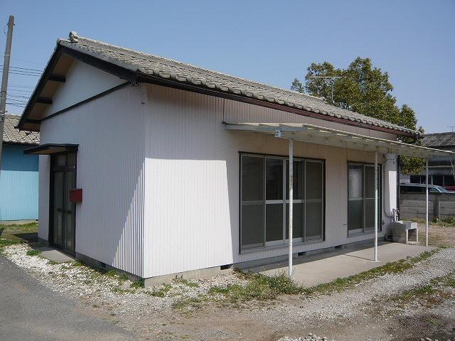 倉賀野貸住宅外観写真