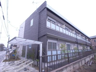 リブリ・桜花外観写真