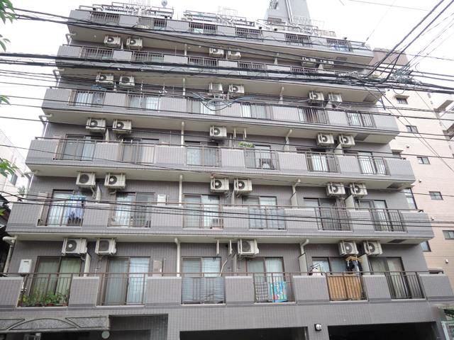 NICEアーバンスピリッツ横濱吉野町外観写真