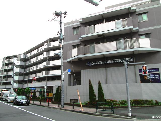 グローリオ中野新江古田外観写真