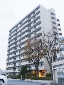 松戸竹ケ花パークハウス外観写真
