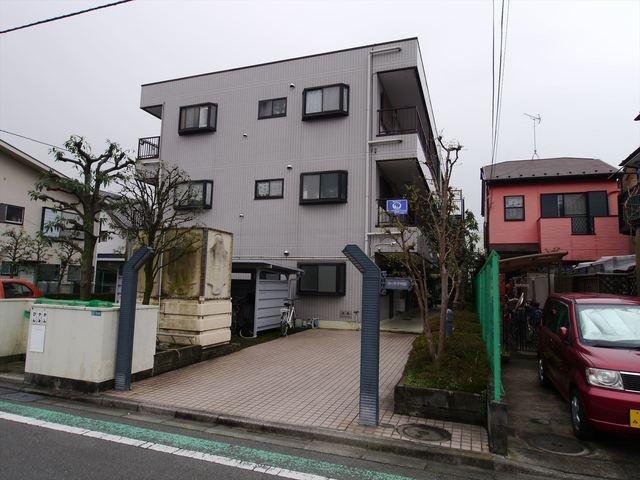 カーサ千代田外観写真