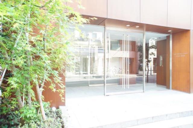 アパートメンツタワー麻布十番外観写真