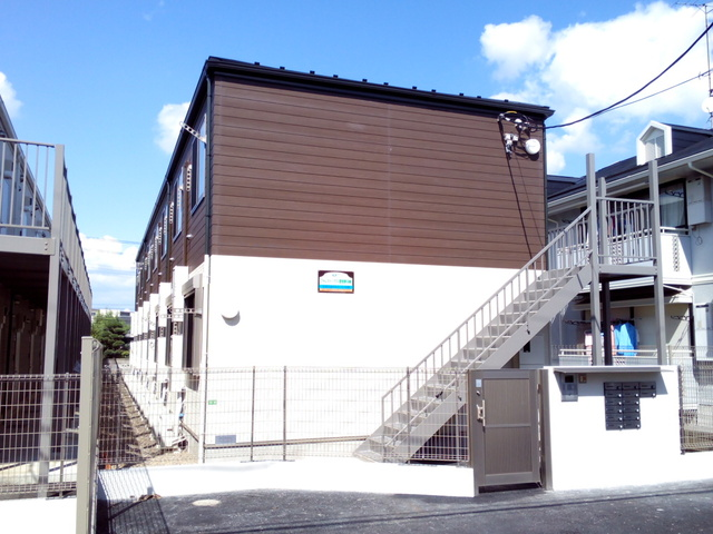 フォレストハウス習志野 B棟外観写真