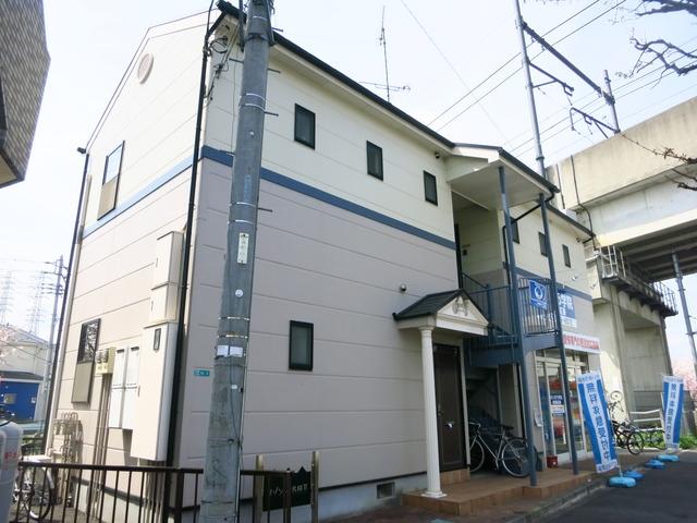 メゾン小谷田2外観写真