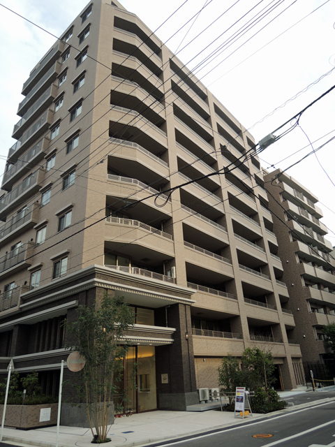 ナイスウィングスクエア横濱阪東橋外観写真