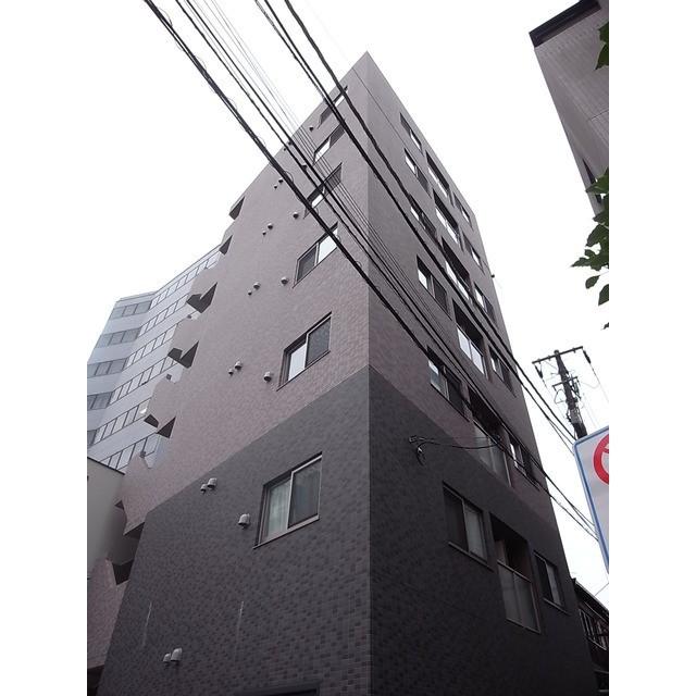 ジェムストーン高田馬場外観写真