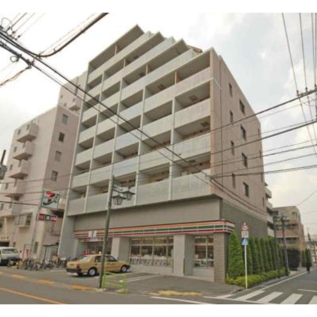 パークスフィア中野富士見町外観写真