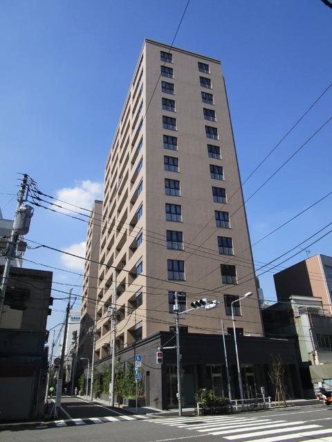ザ・パークハウス上野外観写真