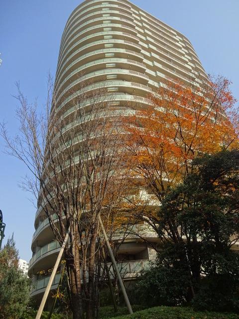 ゲートシティ大崎サウスパークタワー外観写真