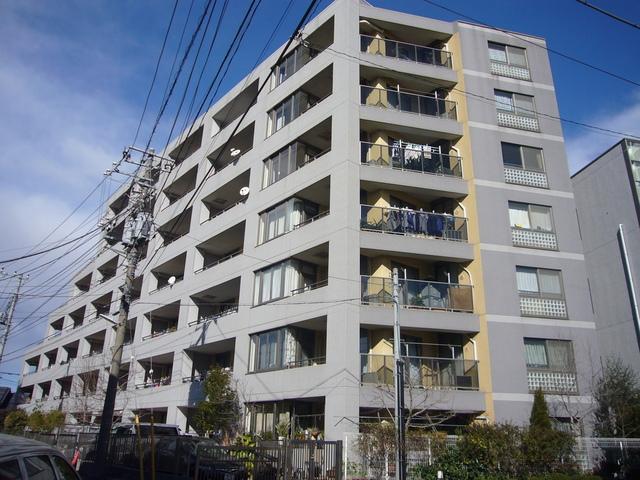 パークハウス横浜新子安外観写真