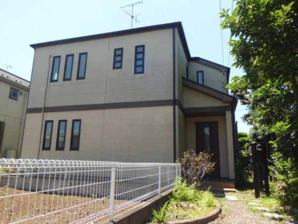 上北沢住宅II(定期借家)外観写真