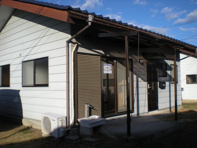 総社町 吉田貸住宅外観写真