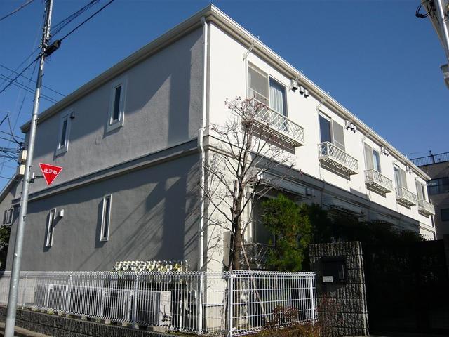 デザインコート桜新町外観写真