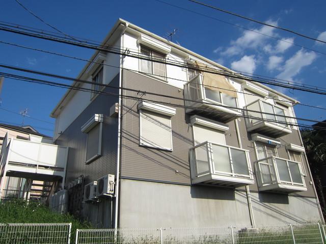 サニーハイツ富士見外観写真
