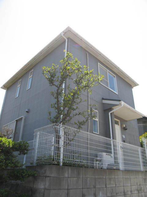 荏田東タウンハウス外観写真