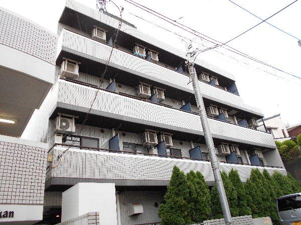 クリオ菊名弐番館外観写真