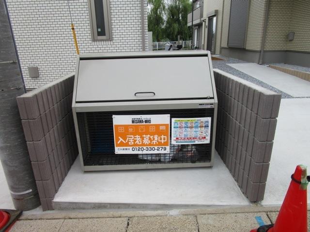 アンソレイエ蓮田南Ⅱ外観写真