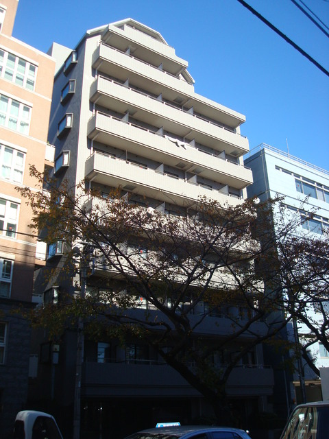 ダイヤモンドスクエア桜台外観写真