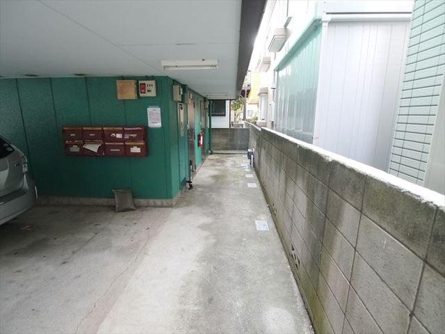 グリーンハウス(大野台)外観写真