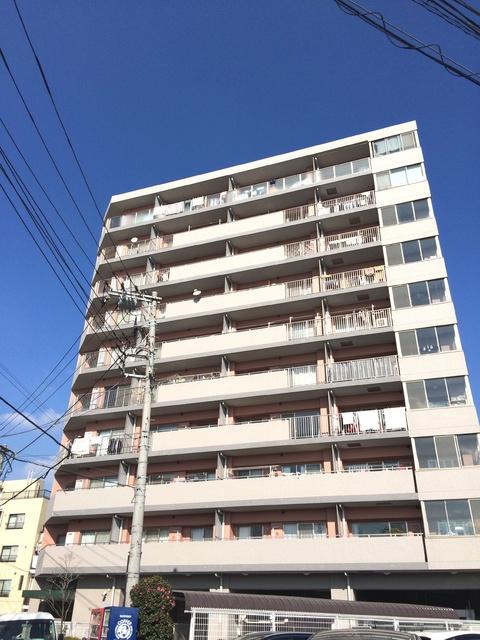 パークハウス鶴見本町通外観写真