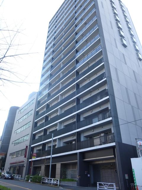 ザ・パークハウス渋谷美竹外観写真