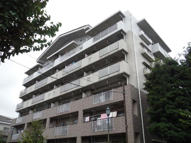 コーポレート小金井梶野通り3号棟外観写真