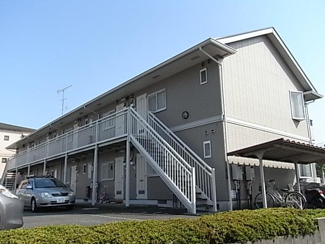 エスポワール勝田外観写真