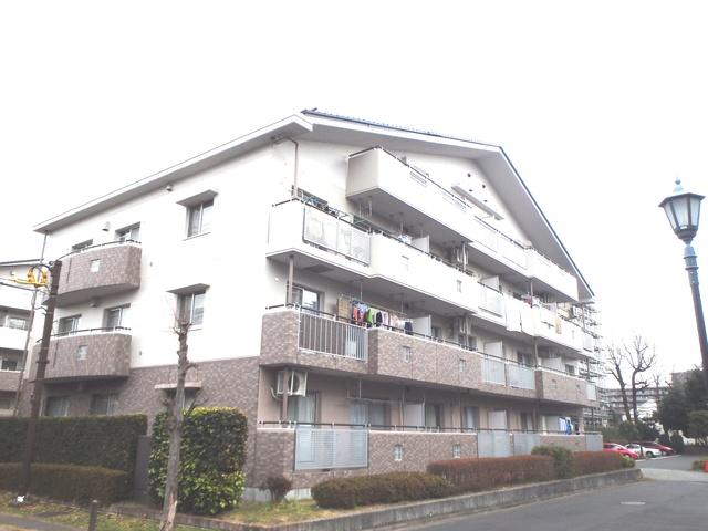 コーポレート小金井梶野通り5号棟外観写真