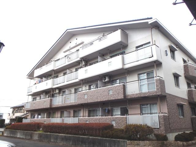コーポレート小金井梶野通り6号棟外観写真