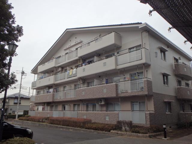 コーポレート小金井梶野通り7号棟外観写真