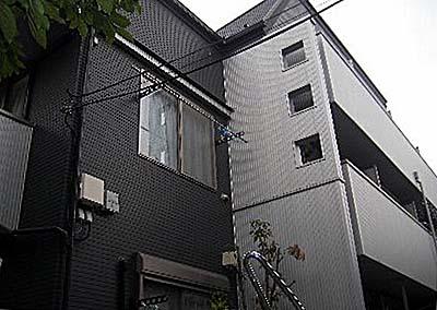 バウムハウス新高円寺外観写真
