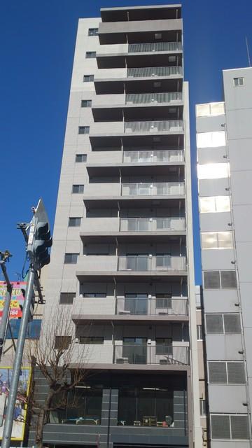 カメリアコート 新宿外観写真
