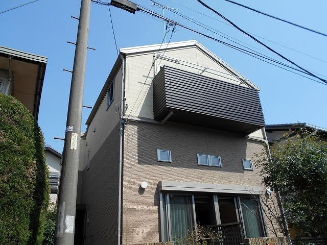 小金井桜町貸家外観写真