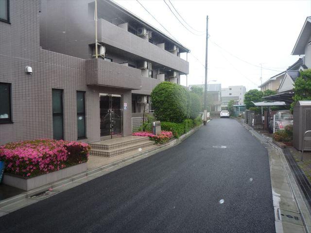 ファインクレスト富士見ヶ丘外観写真