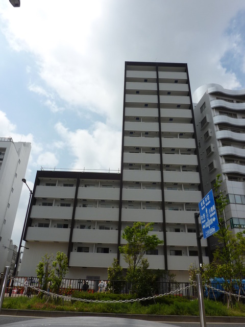 ドミールcity東中野Ⅱ外観写真