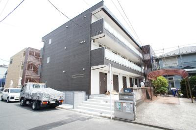 エムズステート金沢八景外観写真